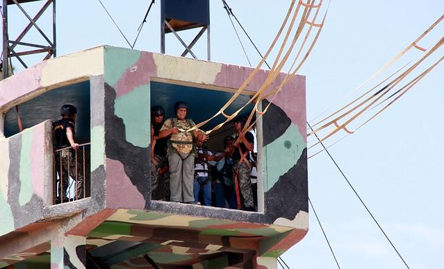 Curso de paracaidismo en las Fuerzas Especiales del Ejército
