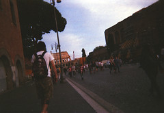 Surfin Rome / Colosseo