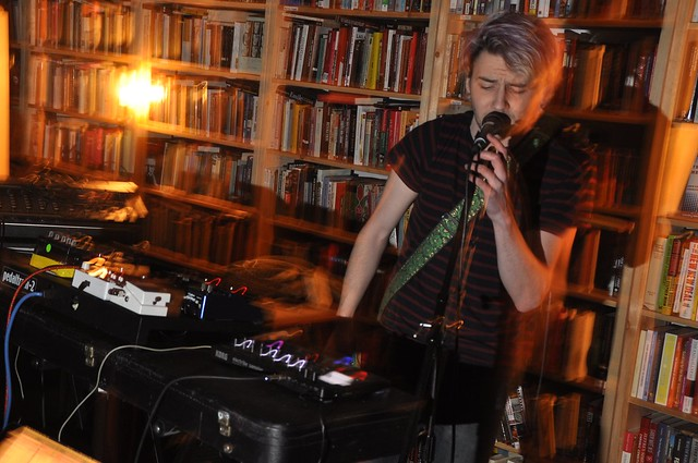 Pith & The Parenchymas at Black Squirrel Books
