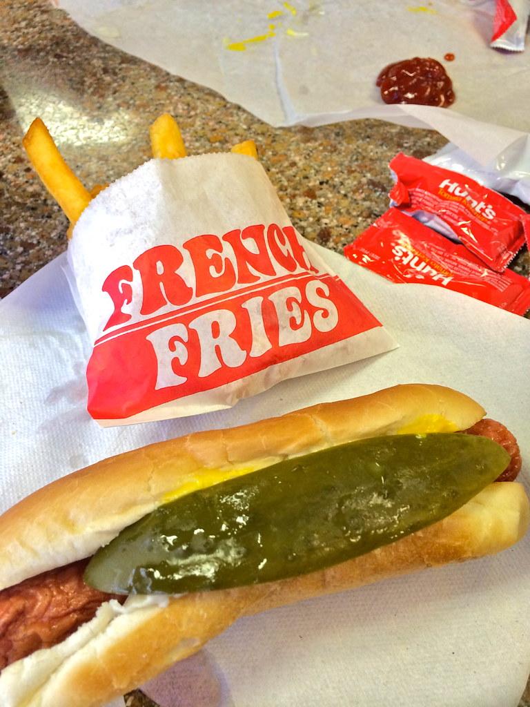 hot dog johnnys menu