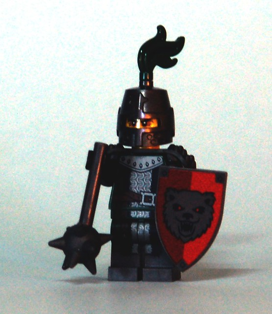 71011 LEGO Minifigures - Series 15 - Frightening Knight