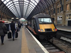 Grand Central HST at King's Cross