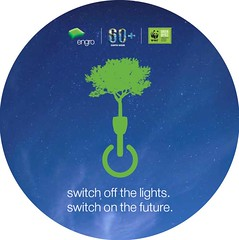 Earth Hour 2016 - Sticker