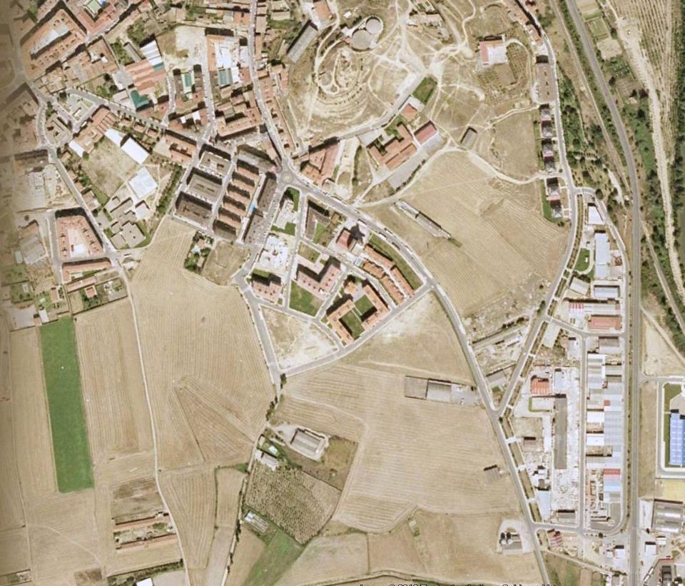 haro, la rioja, de donde louis friend, peticiones del oyente, antes, urbanismo, planeamiento, urbano, desastre, urbanístico, construcción