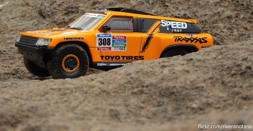 Ixo 1/43 HST Gordini (Colección Dakar)