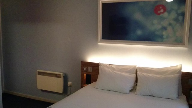 Review of Travelodge Edinburgh Central Waterloo Place