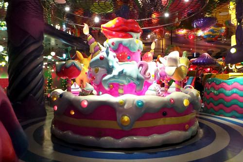 Sweets-go-round
