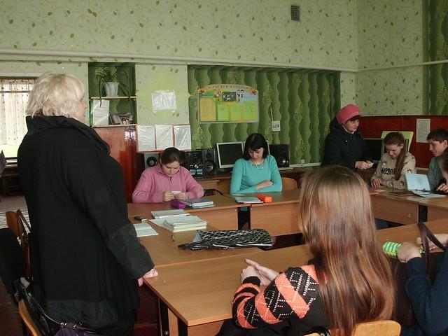 Профорієнтаційна робота в Зачепилівському району
