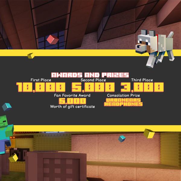 Digital Walker Minecraft Challenge