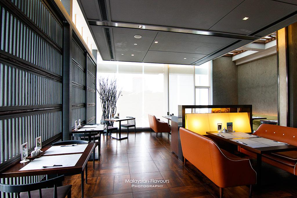Minori Japanese Restaurant Royale Chulan Hotel