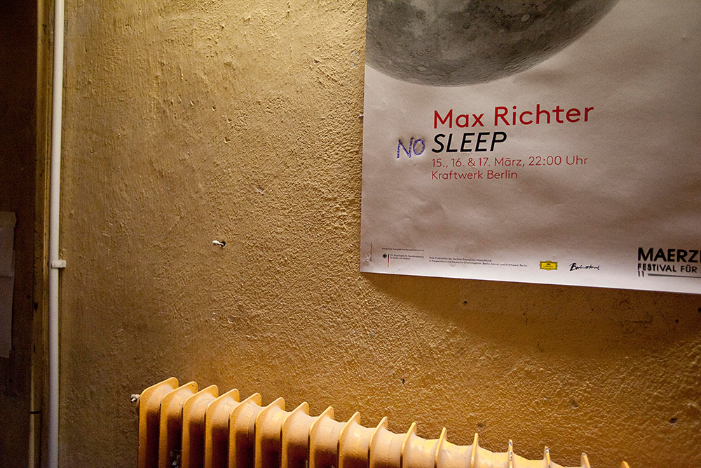 BTS: Max Richter