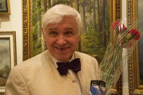 Юрій Сав'юк: поки що «копички», а згодом — ню