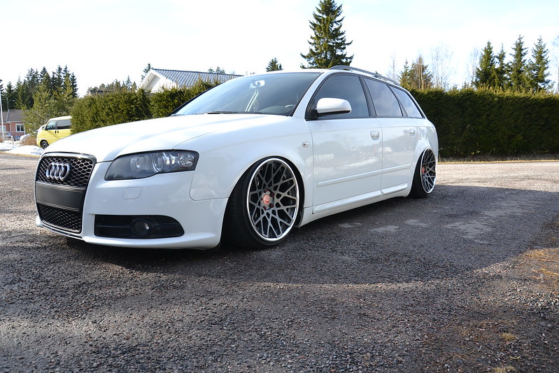 Zoml: Audi A4 B7 Avant //Mätäs Crew - Sivu 3 26002707331_1b136ed4a3_c