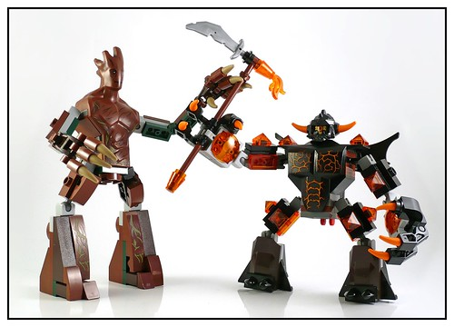 Groot vs Sparkks