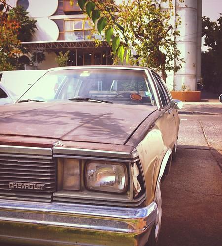 Chevrolet Malibu Classic - Santiago, Chile