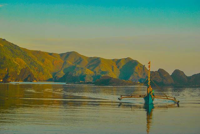Taggat Lagoon in Claveria Cagayan