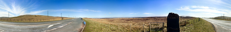 20160410-Day 9 - the top of Shap Fell - DSC_0228_stitch-26112 x 3664