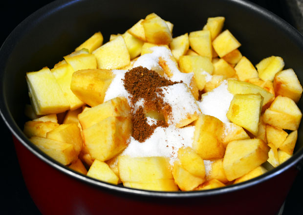 Apple sauce Recipe - Step3