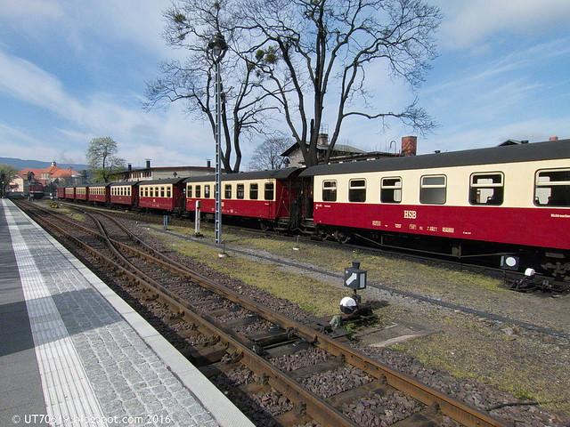 Schmalspurbahn Wagen