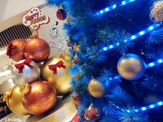 將軍澳 POPCORN TSANGKWANO HONGONG 2015 CIRCLEG 聖誕裝飾 (2)