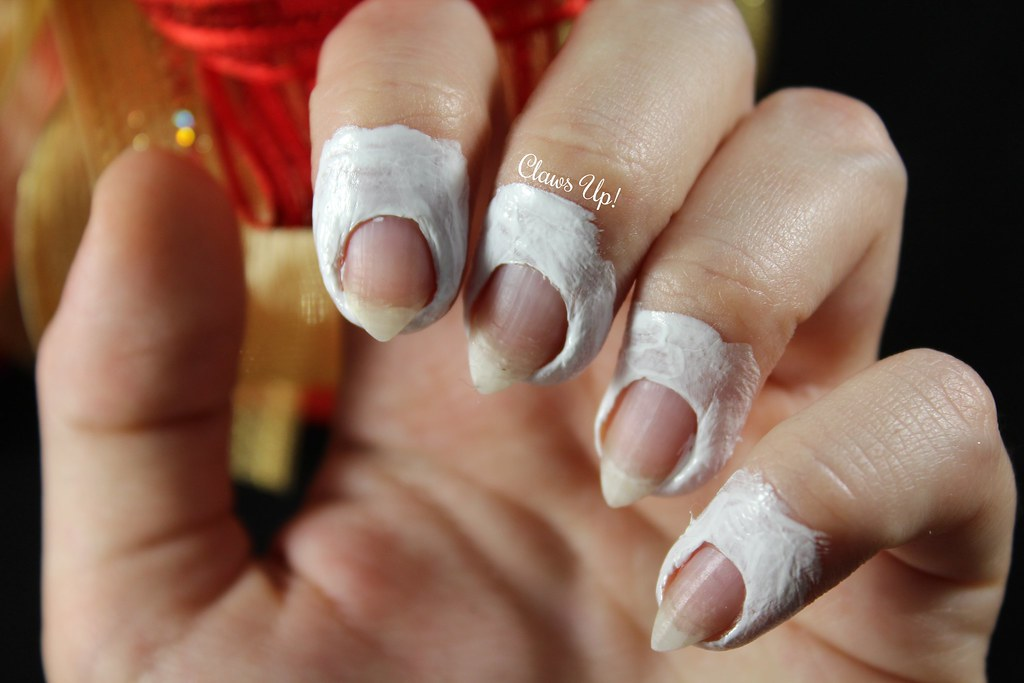 Claws Up!: Born Pretty Store Review: White Liquid Latex