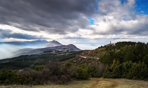 sky mountain nature weather clouds landscape macedonia stormysky cloudscape vodno cloudsscape