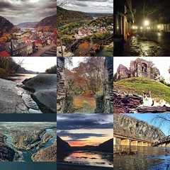 New Years Resolution: Visit Harpers Ferry? :) Happy New Year! Here's our #2015bestnine  ~mh #harpersferry #FindYourPark
