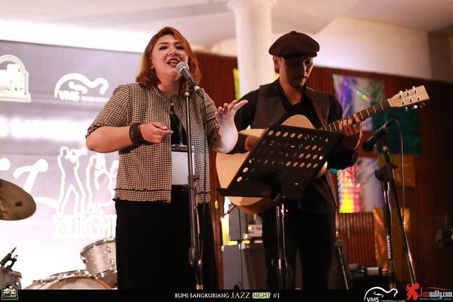 Bumi Sangkuriang Jazz Night 1 - AgisBape (4)