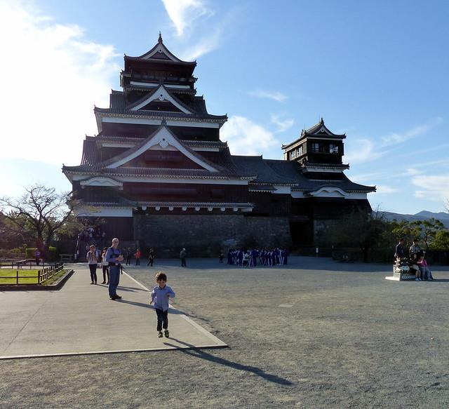 Kumamoto-jo