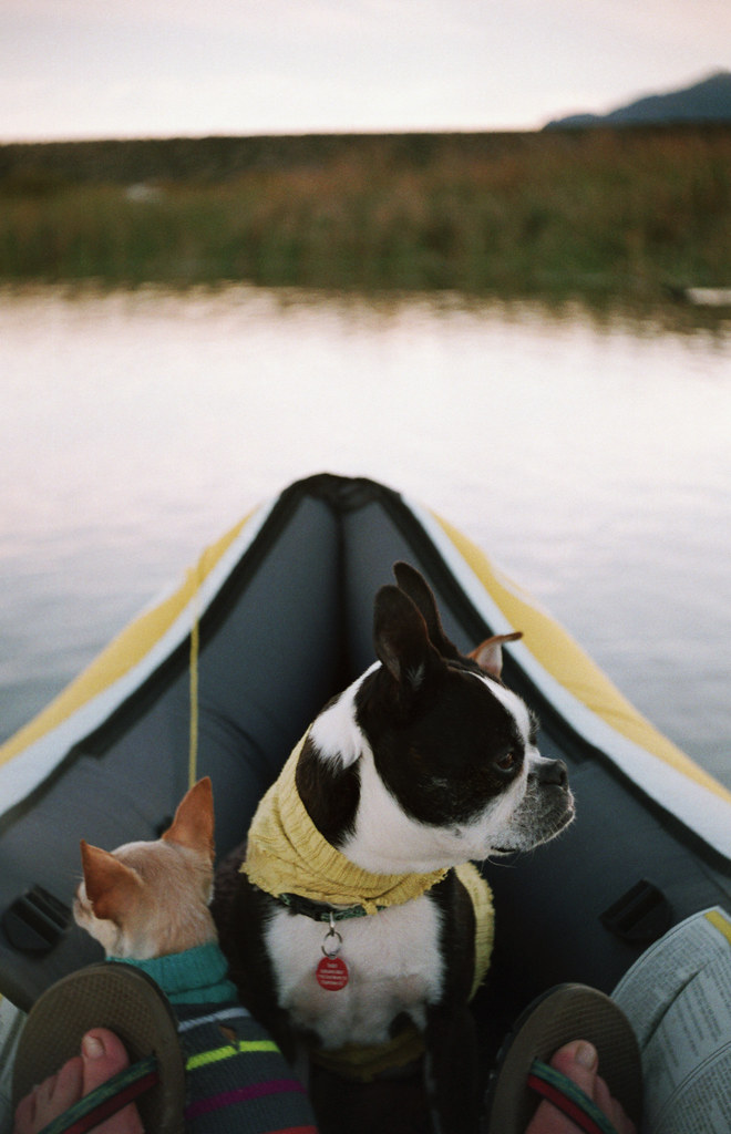 ivan and simon in the kayak