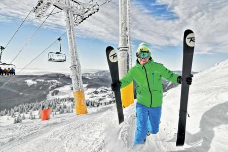 Donovaly - děti lyžují zdarma až do 8 let