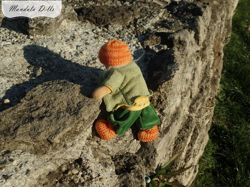 Anna 22cm fabric doll_4