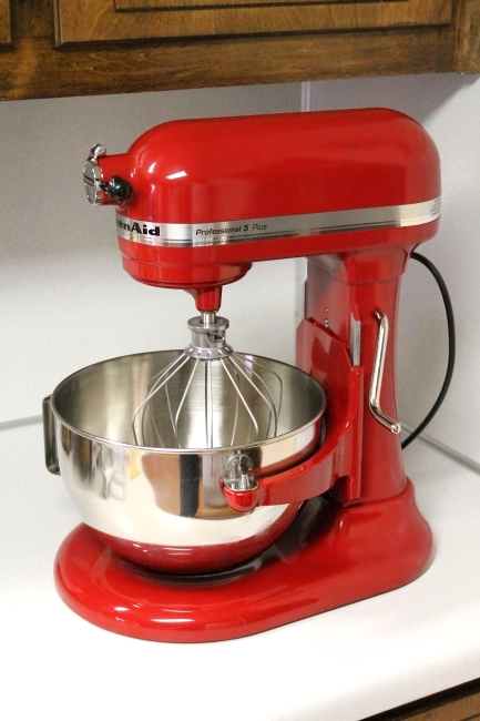 My new KitchenAid!