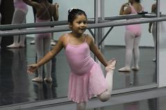 Presentación final de Ballet