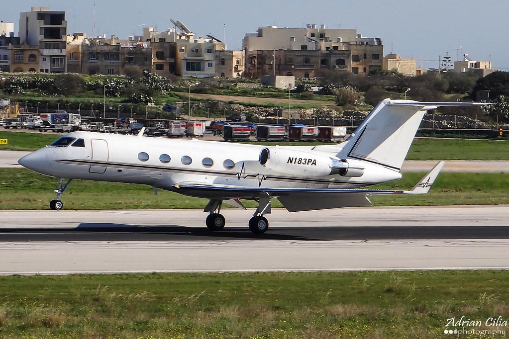 N183PA - GLF3 - Phoenix Air