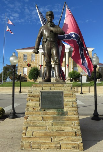 Winston County Civil War Monument (Double Springs, Alabama)