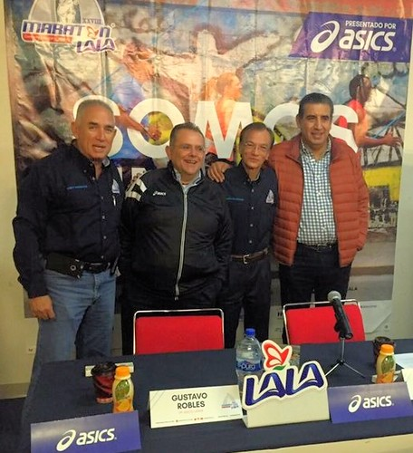 Asics patrocinador del Maratón LALA 2016