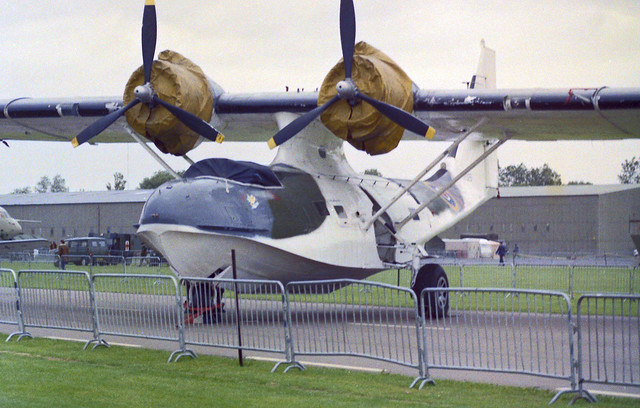 JY928 G-BLSC PBY-5 Catalina