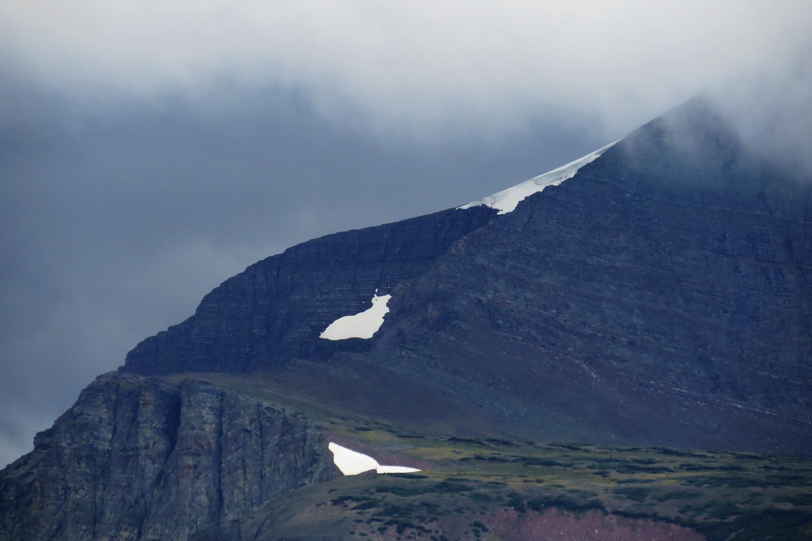 Appistoki Peak, Blackfeet Glacier, Montana