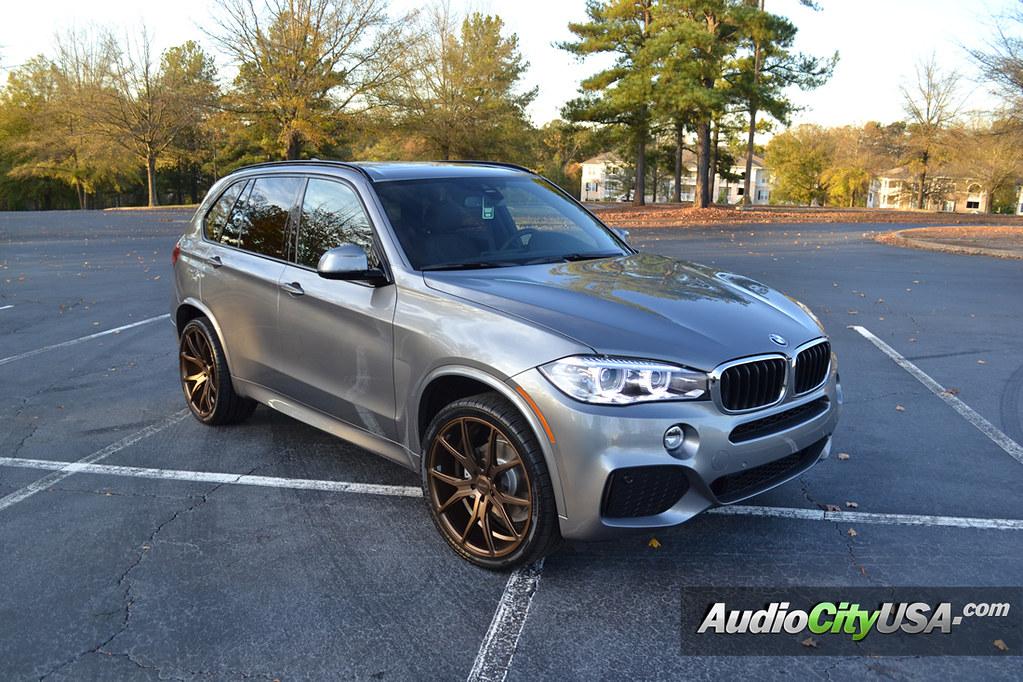 2016 BMW X5 M Pkg X Drive