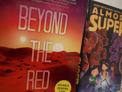 Beyond the Red and Almost Super