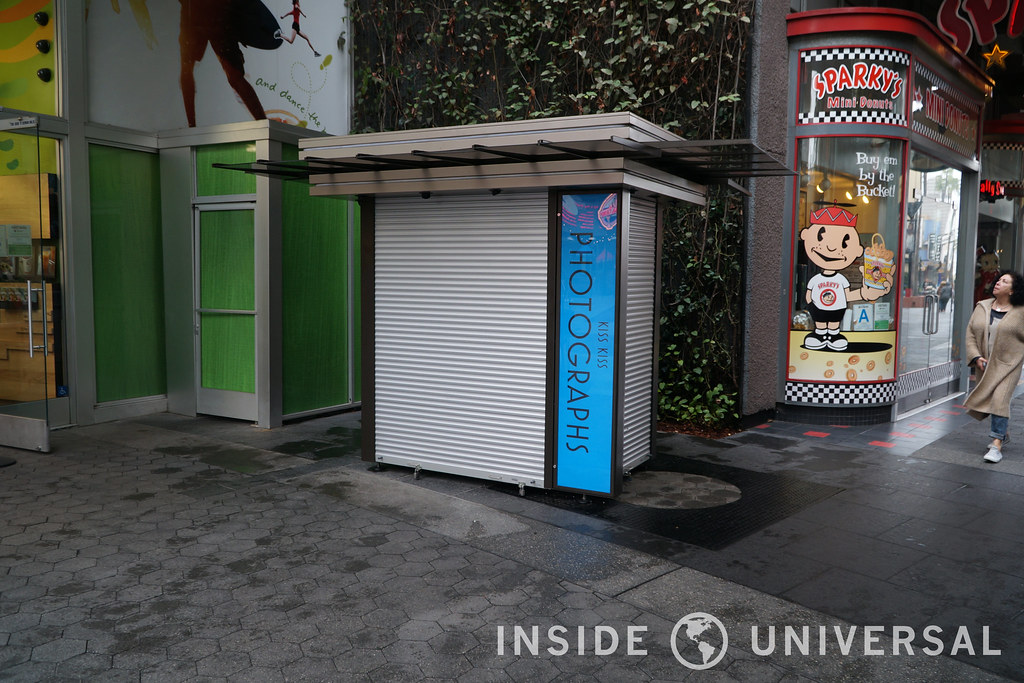 Photo Update: January 18, 2016 – Universal Studios Hollywood - CityWalk Hollywood