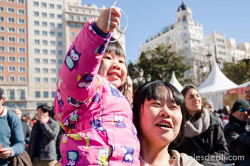 Año Nuevo Chino en Madrid 2016