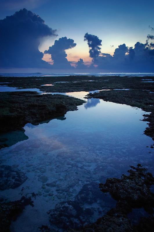 Bingin sunset, Bali, Indonesia