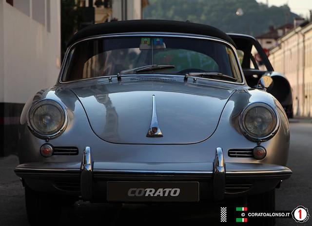 Restauro: Porsche 356 sc cabriolet 1964 dolphin grey
