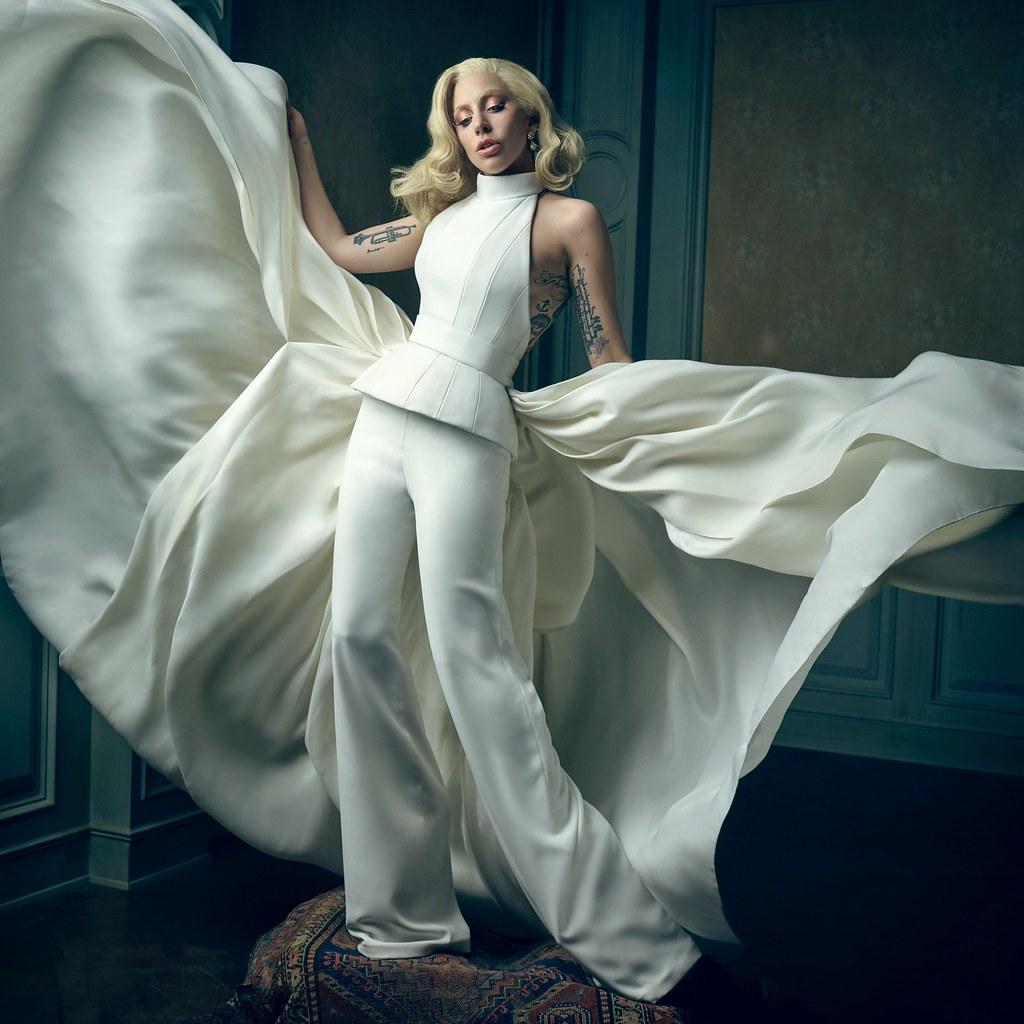 Леди Гага — Фотосессия для «Vanity Fair» 2016 – 1