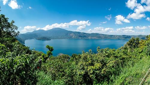 vacation lake lago elsalvador santaana sv centralamerica coatepeque elcongo