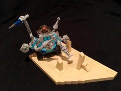 Wacky Waving Terrestrial Arm Flailing Rover!