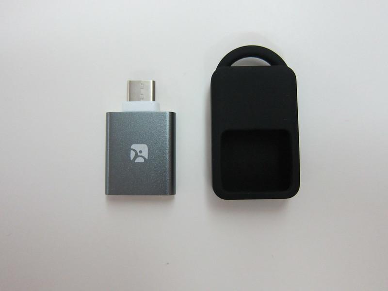 Dash microSD - Box Contents