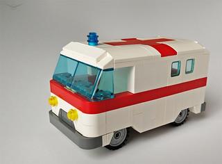 UAZ ambulance